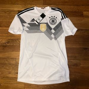 NWT Adidas Germany World Cup Jersey / Small
